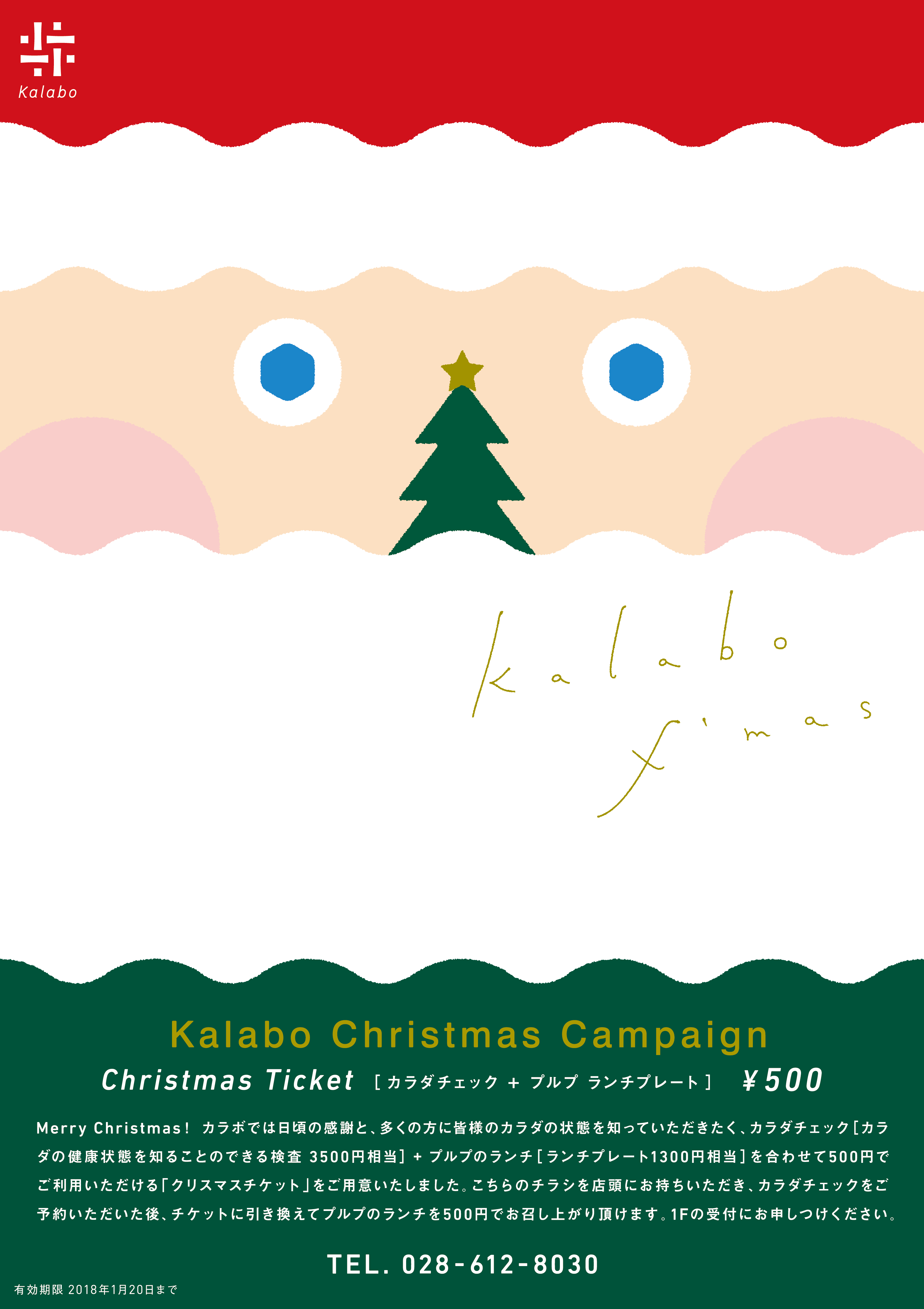 Christmas campaign